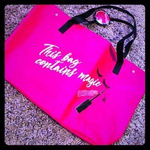 Handbags - Makeup tote bag